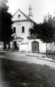 Kościół Franciszkanów weLwowie