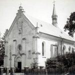 Kościół parafialny w Czyszkach