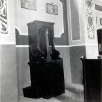Konfesjonał o. Wenantego w Czyszkach
