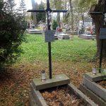 Pierwszy grób o. Wenantego
