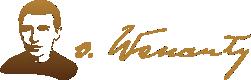 o. Wenanty Katarzyniec – Sługa Boży Logo